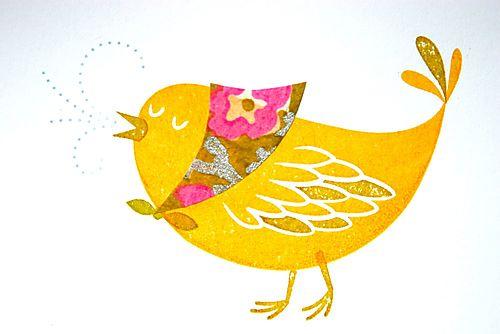 Frau bird